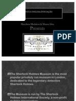 Trabalho de Pares Sherlock-Holmes-Museum