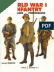 Europa Militaria 003 - World War I Infantry in Colour Photograph