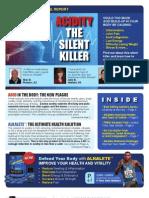 Acidity the Silent Killer