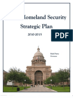 Home Land Security StratPlan2015