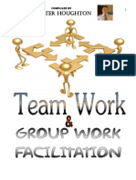 Walter Houghtons Team Work and Group Facilitation