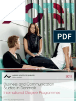 ASB Business Communication 2011