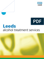 Alcohol Treatment Services in Leeds - 2011 Version FINAL