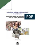 Condiciones Laborales y Competitividad