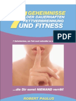 fettverbrennung
