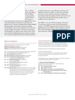Finance Business Economics