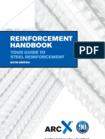 Arc Reinforcement Handbook 6ed 2010