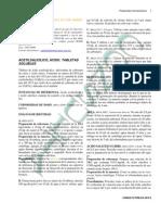 acido acetilsalicilico