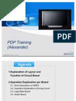 Samsung Plasma Training Manual