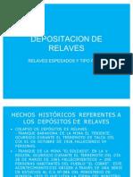 PM II  10ª  DEPOSITACION DE RELAVES