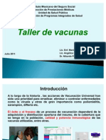 (2) Taller de Vacunas 2011