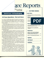 UN Peacekeeping Operations Past and Future[1]