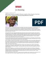 Bhutan's Ethnic Cleansing, New Statesman