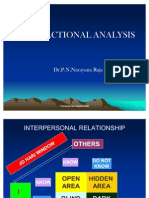 Transactional Analysis (TA) by Dr.P.N.Narayana Raja