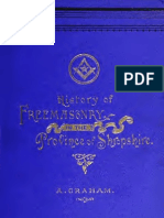 70691365 a History of Freemasonry in the Province of Shropshire 1892 Graham