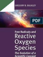 Free Radicals and Reactive Oxygen Species