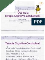 terapiacognitivoconductual-100629154113-phpapp01