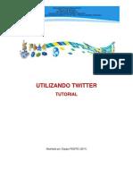 Utilizando Twitter