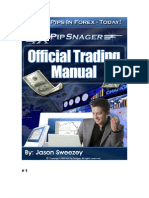 4X Pip Snager Trading Systems New Version