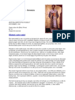 Sfantul Ioan Gura de Aur, Sfaturi Catre Miri - Brosura