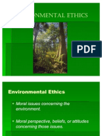 Environmental Ethics-new Ppt