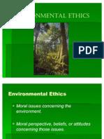 Environmental Ethics-new Ppt