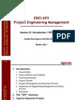Introduction and EPC Business Don McKenzie_Janaka Ruwanpura