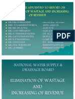 Elimination of Wastage and Increasing of Revenue