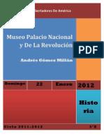 Museo Palacio Nacional y Revolución