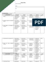 Session Plan Programming Nc IV
