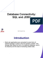 MELJUN_CORTES_JEDI Slides-Web Programming-Chapter05-SQL and JDBC