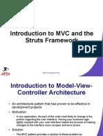 MELJUN_CORTES_JEDI Slides-Web Programming-Chapter07-MVC I Intro and Struts