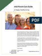 parent care ebook august 2010