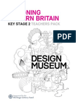 Designing Modern Britain KS2 Pack