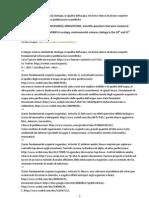 Key Discoveries.in Italian. Ecologia, Scienze Ambientali, Biologia, la qualità dell'acqua. Un breve elenco di alcune scoperte fondamentali ed innovative pubblicazioni scientifiche.  In Italian, about 17 KEY DISCOVERIES, INNOVATIONS.