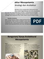 Arsitektur Mesopotamia