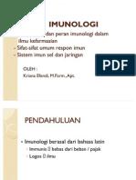 1 Pengenalan Immunologi