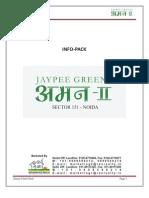 Jaypee Greens Aman II - 2 & 3 BHK Luxury Apartments in Noida - Properties in Noida