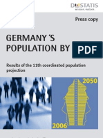 GermanyPopulation2050-Federal Statistical Office