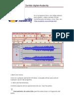 Es un programa libre y de código abierto para grabar y editar sonidos