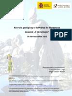 Guía excursión Pedriza_2011