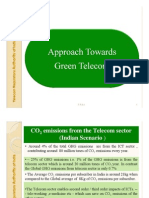 Approach Towards Green Telecom Trai