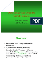 Francesca Perrotta- Dark energy and extended gravity theories