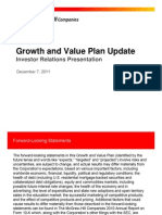 MHP_Growth and Value Plan Update