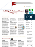Newsletter - May 2011