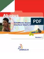 SolidWorksToAbaqus AI
