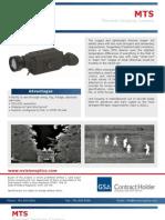N-Vision Optics MTS Thermal Imaging Camera
