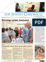 jewish chronicle - 2008 pa
