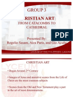 Christian Art - From Catacombs to Cathedral FINAL