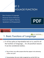 3 Languages Functions